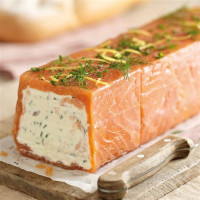 Fish Terrine Recipes Layered