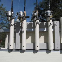 Homemade Fishing Rod Holders For Boats